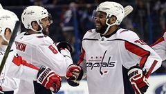 NHL: Washington vyhrál na ledě Vegas a vyrovnal ve finále na 1:1