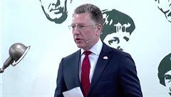 Zvláštní zmocněnec USA pro Ukrajinu Volker rezignoval. Figuroval ve stížnosti na Trumpův telefonát