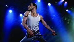 Queen na místě své největší slávy. Film Bohemian Rhapsody bude mít premiéru ve Wembley