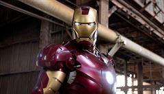 V Hollywoodu ukradli filmový oblek Iron Mana. Případ vyšetřuje policie
