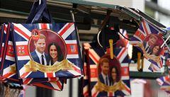 Média šílí, většina Britů však přímý přenos z královské svatby sledovat nebude