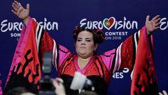 Izraelská vítězka Eurovize má smůlu. Soutěž se bude konat v Tel Avivu, ne v Jeruzalémě