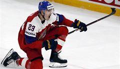 Jako první Čech v historii. Jaškin byl vyhlášen nejužitečnějším hráčem KHL