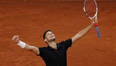 50 vyhraných setů v řadě a dost. Thiem zdolal v Madridu senzačně Nadala