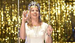 Dvojnásobná olympijská vítězka Ledecká získala znovu korunu Krále bílé stopy