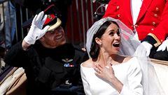 Zásah královského protokolu. Meghan a Harry se zbavují svatebních darů za 260 milionů