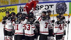 Souboj gigantů zvládla lépe Kanada, Rusko porazila O'Reillyho gólem v prodloužení