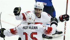 Čtvrtfinále: Švýcaři překvapivě vyřadili Finsko, Švédové zvládli boj s Lotyšskem