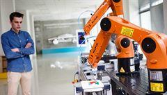 'Technologie, které ještě nebyly ani ve filmu.' Pod budovou ČVUT je laboratoř budoucnosti, testují zde Airbus či Škoda
