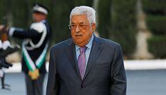 Palestina vypoví dohody s Izraelem a USA. Nelíbí se jí záměr anektovat Západní břeh Jordánu