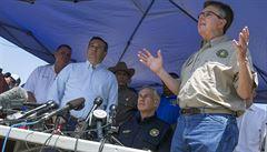 Co může za texaský masakr ve škole? Ne zbraně, ale otevřené dveře, tvrdí viceguvernér