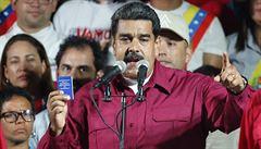 'Postrádaly základní demokratické prvky.' Česko kritizuje prezidentské volby ve Venezuele