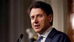 Itálie má po třech měsících premiéra. Prezident jmenoval téměř neznámého právníka Giuseppa Conteho