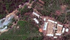 KLDR tvrdí, že zničila své hlavní jaderné testovací středisko