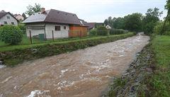 V noci bude pršet, meteorologové na Šumavě vyhlásili povodňovou bdělost