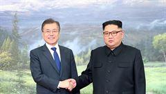 'Kolébka míru bez jaderných zbraní.' Severní a Jižní Korea se dohodly na summitu