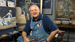 Ve věku 86 let zemřel čtvrtý muž na Měsíci, astronaut Alan Bean