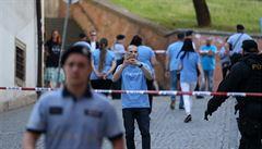 Policie předá incident v brněnském divadle přestupkové komisi příští týden