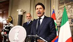MACHÁČEK: Rachman - Itálie, demokracie a klec eura