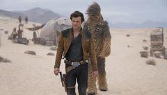 Pašerák za všechny prachy. Solo je nejdražším dílem ságy Star Wars