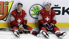 Švýcaři příští rok MS v hokeji pořádat nechtějí. Konat se bude muset jinde