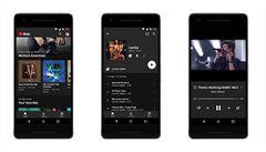 Spotify má konkurenci. Google spouští novou verzi přehrávače YouTube Music