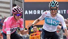 Legendární Belgičan Merckx: Pokud Froome opustí Ineos, bude to mít na Tour velmi těžké