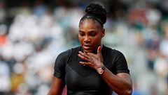 Konec superhrdinky. Williamsové od příštího roku zakázali na French Open odvážný oblek