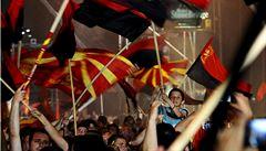 Makedonie opět vyhlíží nové jméno. Chce tak řešit letité spory s Řeckem