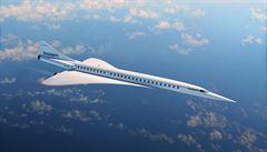 Najde Concorde svého nástupce? Nadzvukové cestování se může vrátit za několik let