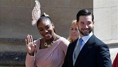 Hvězdná Serena Williamsová všude září. Jen ne na tenisových kurtech