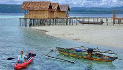 Na kajaku i pěšky skrze tropické ráje Tichého oceánu jménem Papua a Raja Ampat