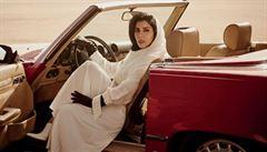 Fotka saúdské princezny za volantem vyvolala kritiku. Lidé na internet vyvěšují snímky zatčených