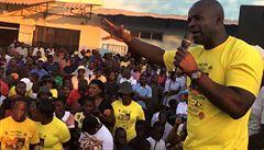 Zahříváte poslanecká křesla, vzkázal ženám Mliswa. 'Večer nás vyhledáváte, v parlamentu nás urážíte'