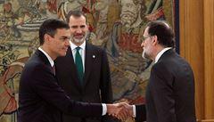 Španělsko má nového premiéra. Socialista Pedro Sánchez složil přísahu