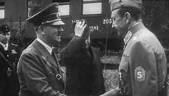 Unikátní nahrávka Hitlerova hlasu. Nacistický vůdce přiznává špatný odhad síly Sovětského svazu