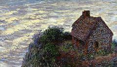 RECENZE: Claude Monet a architektura. Neznámý umělec, slast a neřest