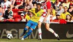 Brazílie se obávala, že nebude hrát na MS. Neymar se však vrátil ve velkém stylu