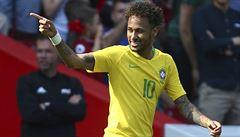 VIDEO: Neymar se vrátil po zranění a hned se blýskl parádním gólem