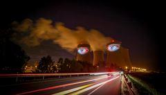 Chlazení jaderných elektráren běží naplno, přesto je výkon v Temelíně kvůli horku nižší