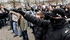 ,Eliminovali jsme pokus o založení neonacistického hnutí.' Pražská policie má nový odbor řešící extremismus