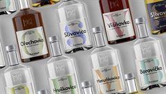 Žufánek mění etikety po 18 lety. Redesign lahví chtěl prý ženskou ruku
