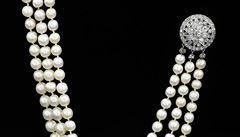 Ve Švýcarsku půjdou do dražby perly Marie Antoinetty