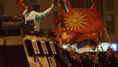 Makedonie nebo Severní Makedonie? Tamější parlament rozhoduje o změně názvu země