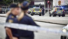 Po střelbě ve švédském Malmö zemřeli tři zranění, útočník prchá