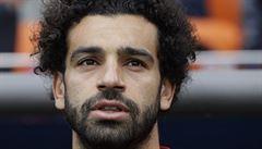 Měli jsme obavy, že se Salah opět zraní. Proto nehrál, přiznal kouč Egypta