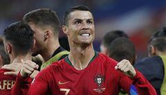 Fantastický Ronaldo. Hattrickem zařídil remízu se Španělskem 3:3