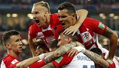 Chorvatsko - Nigérie 2:0. Bezproblémová výhra favorita, Modrič přidal druhý gól z penalty