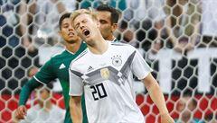 Německo - Mexiko 0:1. Obhájci titulu na úvod turnaje zklamali