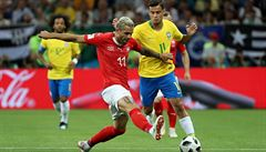 Všichni mluví o Brazílii, Argentině a Německu. Ale měli by mluvit o nás, zlobí se kouč Švýcarů